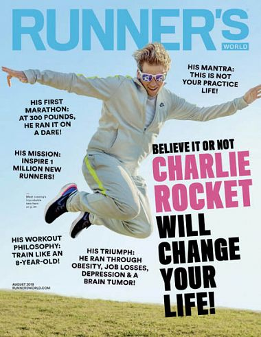 Runner's World USA – August 2018