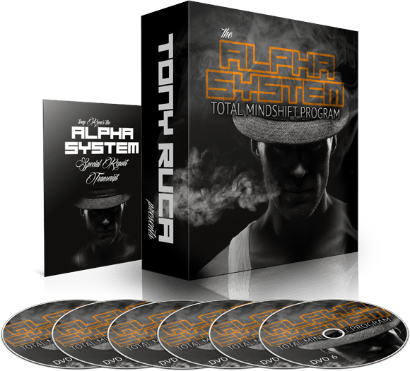 Tony Ruca - The Alpha System(repost)