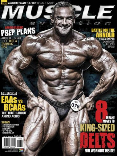 Muscle Evolution – July/August 2018
