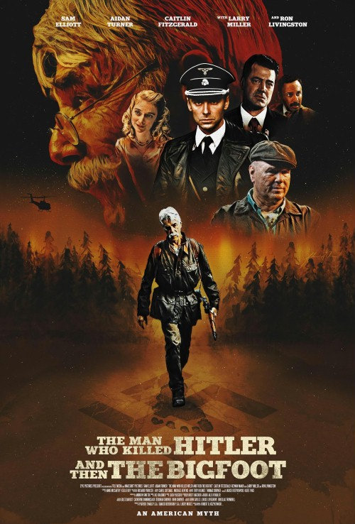 The Man Who Killed Hitler and Then The Bigfoot (2018) PL.SUBBED.WEB-DL.XViD-MORS / Napisy PL