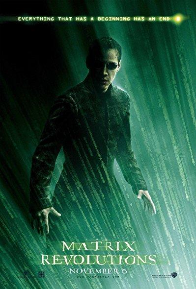 The Matrix Revolutions 2003 BluRay 10Bit 1080p DD5 1 H265-d3g
