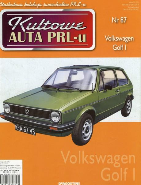 Kultowe Auta PRL-u - Volkswagen Golf