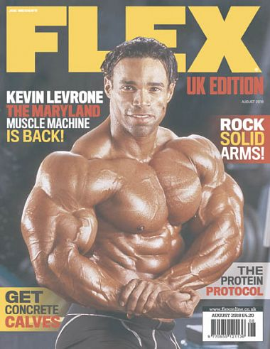Flex Magazine UK Edition – August 2018