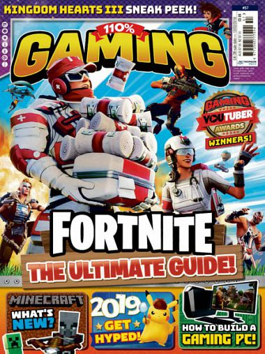 110% Gaming – Issue 57 2019