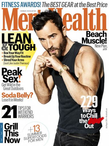 Men's Health USA – July/August 2018