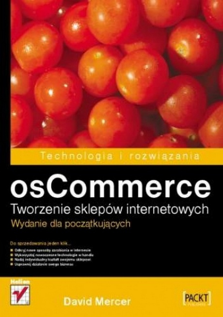 osCommerce - Tworzenie sklepów internetowych - Wydanie dla początkujących