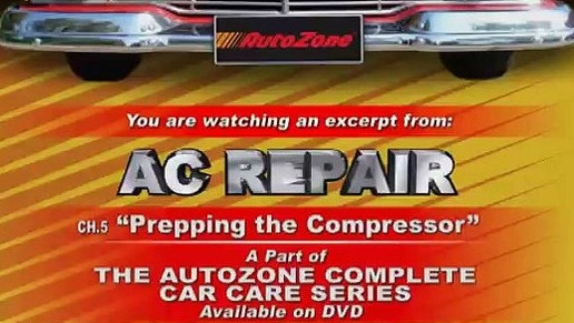 The Autozone Complete Car Care Series