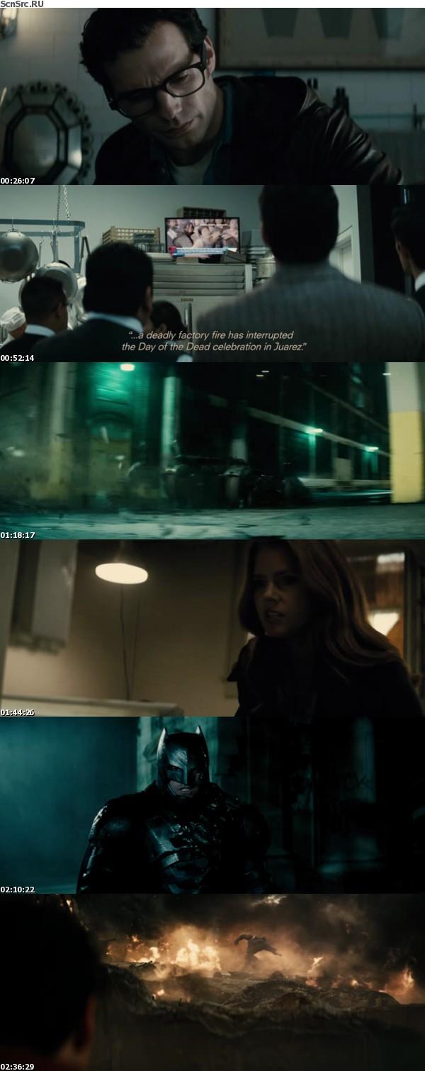 Batman v Superman Dawn of Justice 2016 EXTENDED BRRip XviD MP3-RARBG