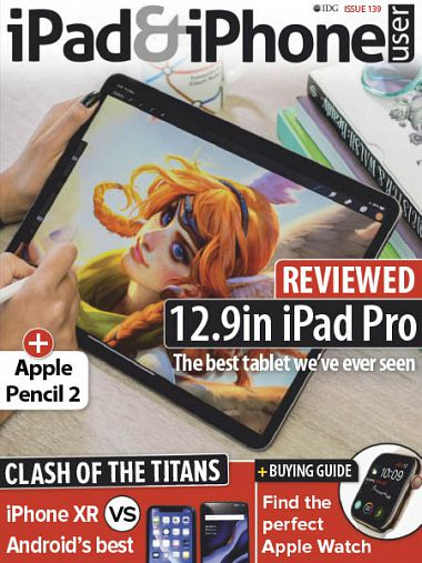 iPad & iPhone User – Issue 139 2018