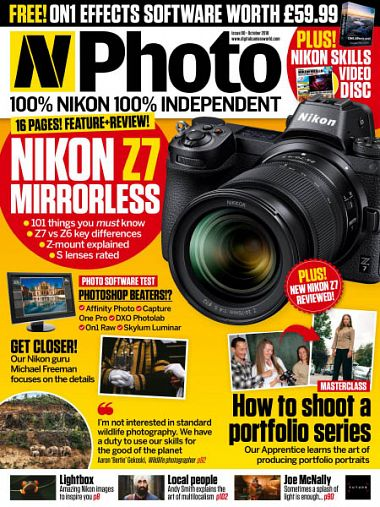 N-Photo UK – October 2018
