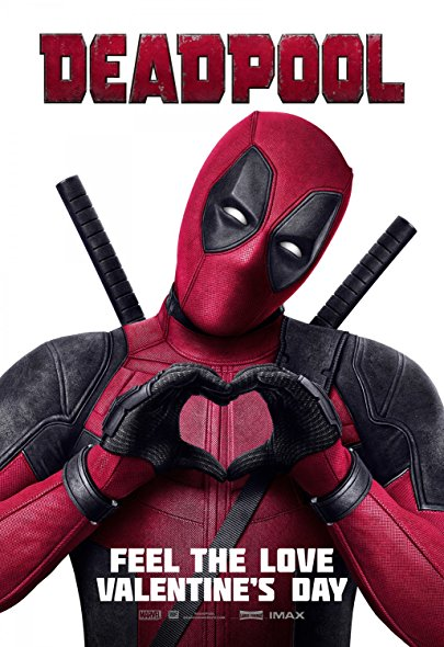 Deadpool 2016 720p BRRip x264 AC3-DiVERSiTY