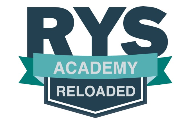 Bradley Benner - RYS Academy Reloaded(May 2018 UP)