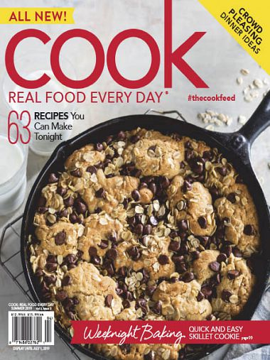 Cook: Real Food Every Day – March/April 2019