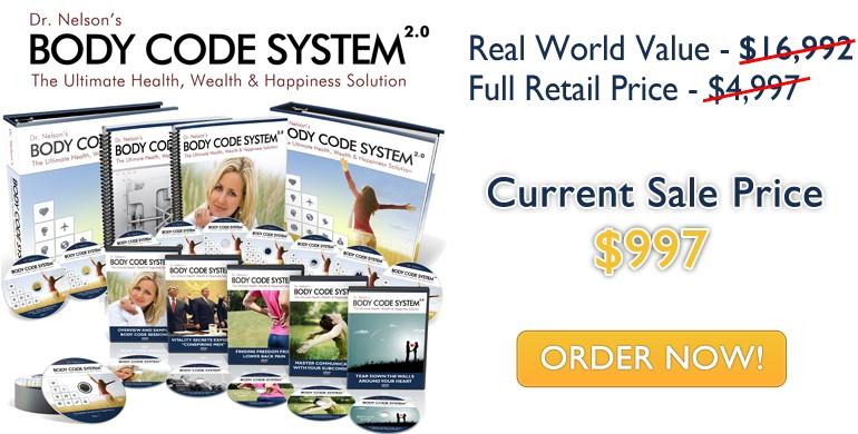 Bradley Nelson - The Body Code System 2.0 DVDRip