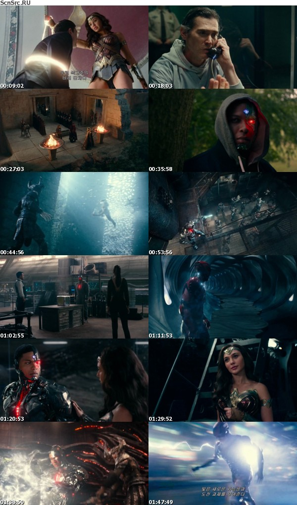 Justice League 2017 720p KORSUB HDRip x264 AAC2 0-STUTTERSHIT