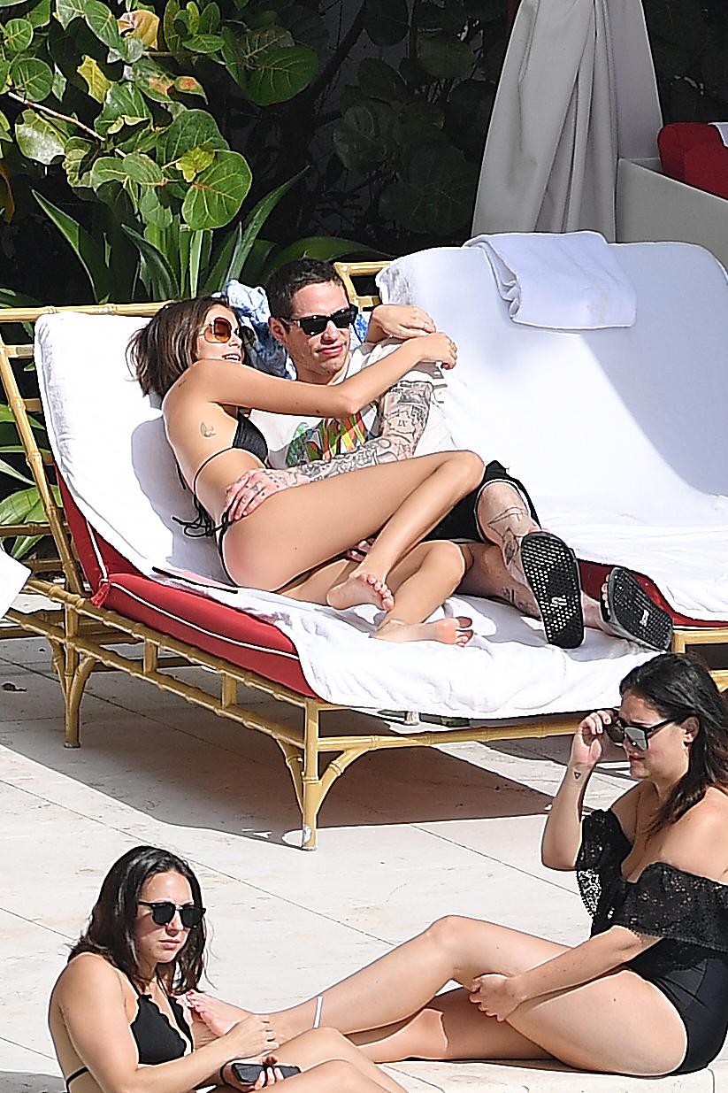 Kaia Gerber in a Black Bikini in Miami on Nov 23123.jpg