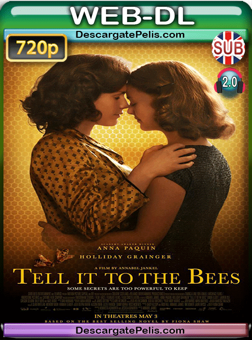 Tell it to the bees 2018 720p WEB-DL Subtitulado