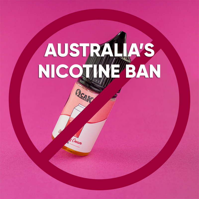Is this the end of vaping? – Nicotine Importation Laws Australia
