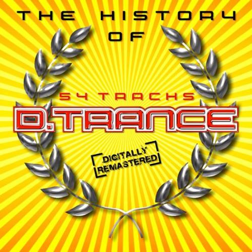 The History Of D. Trance Vol 1 (2009)