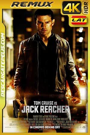 Jack Reacher 2012 BD4K Remux Latino – Inglés