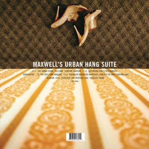 Maxwell — Maxwell's Urban Hang Suite (Remastered 2021) (2021)
