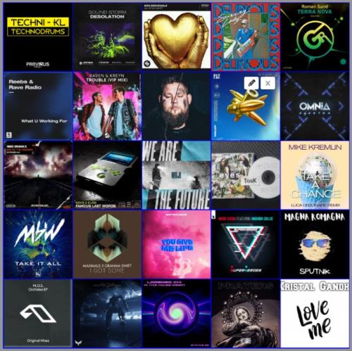 Beatport Music Releases Pack 2550 (2021)