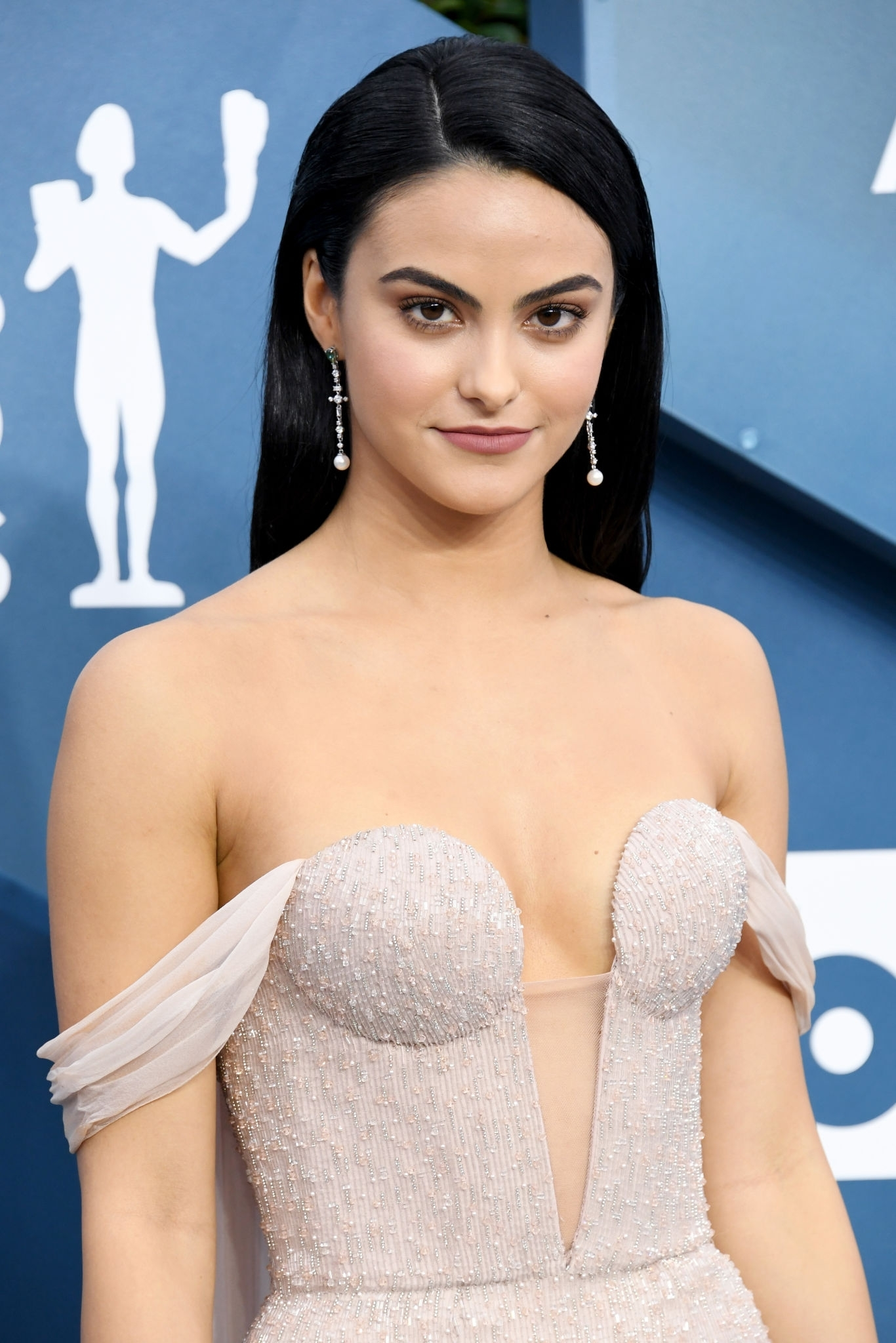Camila Mendes – 26th Annual Screen Actors Guild Awards in Los Angeles – 1/19/20