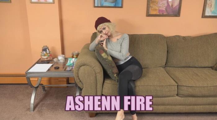 Ashenn Fire - Tattooed Newbie Ashenn Fire Blows Logan for her Naughty Porn Audition! (2021 ChickPassAmateurs) [2K UHD   2160p  759.64 Mb]