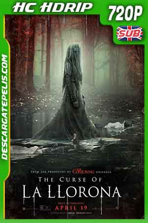 The curse of La Llorona 2019 720p HC HDrip Subtitulado