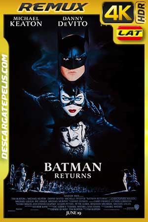 Batman returns 1992 BD4K Remux Latino – Inglés