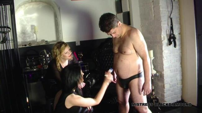 Slave Smirched And Circumsized - Humiliation (2020 MistressBlackdiamoond) [FullHD   1080p  831.51 Mb]