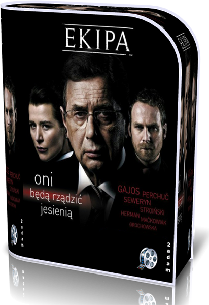 Ekipa (2007) {Sezon 1} POLISH.WEB-DL.x264-CUKIERECZEK / Serial Polski