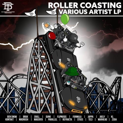 Roller Coasting Lp (2021)