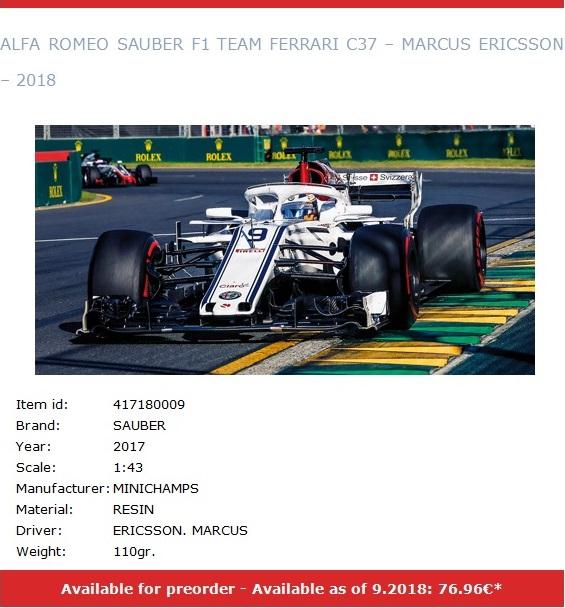 Minichamps Sauber 2018 no9 1-43.jpg
