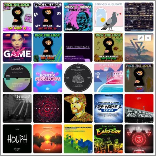 Beatport Music Releases Pack 2648-1 (2021)