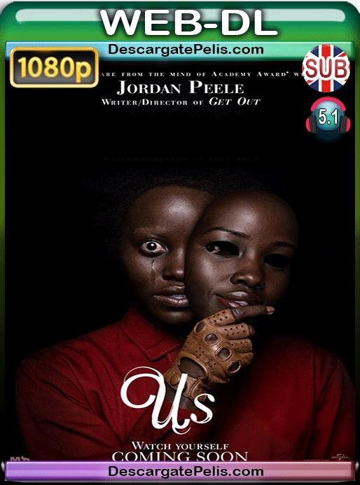 Us 2019 1080p WEB-DL Subtitulado