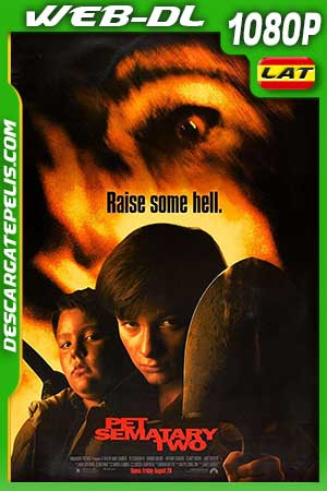 Cementerio maldito 2 1992 1080p WEB-DL Latino – Inglés