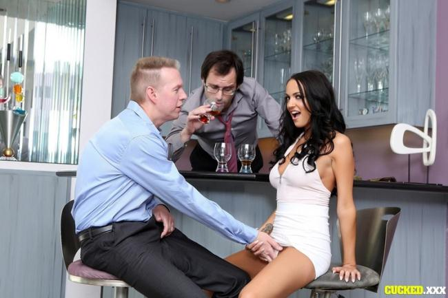 Sofi Ryan - My Husband's Business Associate (2021 Cucked.xxx) [FullHD   1080p  1.67 Gb]