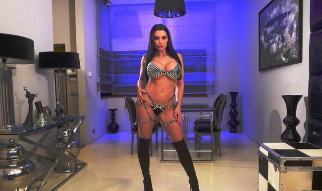 Aletta Ocean - The Stripper (2021 AlettaOceanLive.com) [FullHD   1080p  623.22 Mb]
