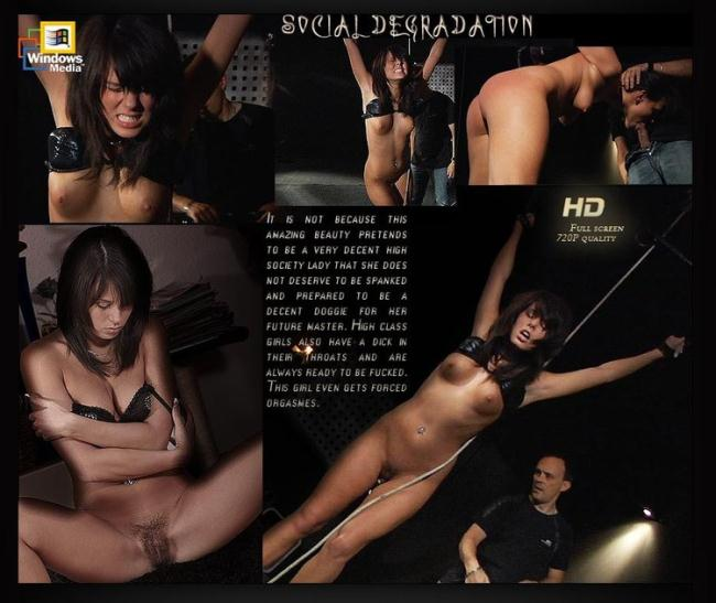 Melanie Memphis - Social Degradation (2020 SubSpaceLand.com ClassMedia.com) [HD   720p  630.86 Mb]