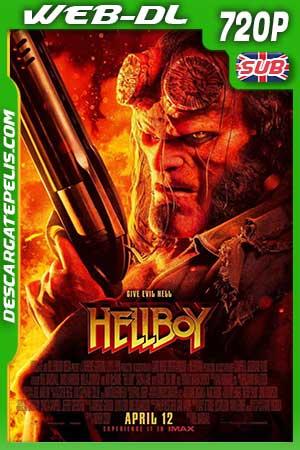 Hellboy 2019 720p WEB-DL Subtitulado