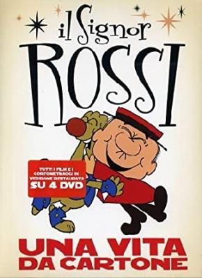 Il signor Rossi - Una vita da cartone (2008) 1xDVD9+3xDVD5 Copia 1:1 ITA