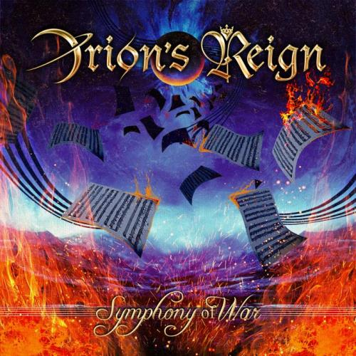 Orion's Reign — Scores of War (2021) FLAC