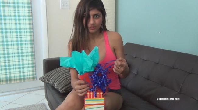 MyLifeInMiami: Mia Khalifa Birthday Surprise Starring: Mia Khalifa