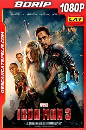 Iron Man 3 2013 1080p BDrip Latino – Inglés