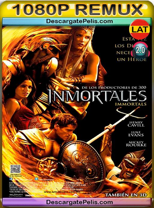 Immortals 2011 BDRemux Latino – Inglés