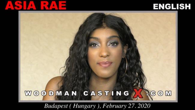 Asia Rae - Casting Hard (2020 WoodmanCastingx.com) [FullHD   1080p  2.95 Gb]