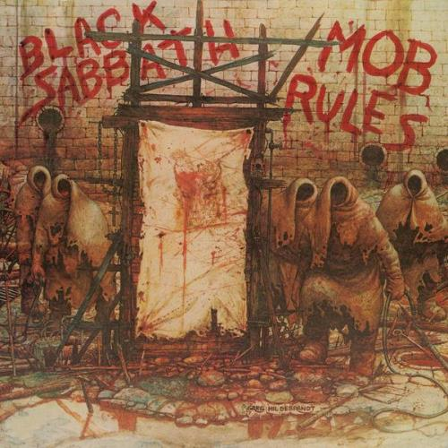 Black Sabbath — Mob Rules (Deluxe Edition) (2021)