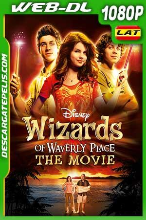 Los hechiceros de Waverly Place 2009 1080p WEB-DL Latino – Inglés