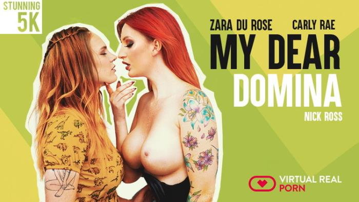 Carly Rae - My dear domina (2021 VirtualRealPorn.com) [2K UHD   2160p  3.48 Gb]